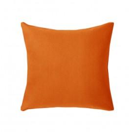 Poszewka na poduszkę pomarańczowa 40x40cm PILI