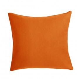 Poszewka pomarańczowa na poduszkę 50x50cm ALBA