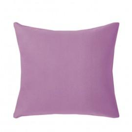 Poszewka fioletowa na poduszkę 50x50cm ALBA