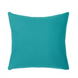 Poszewka niebieska na poduszkę 50x50cm ALBA