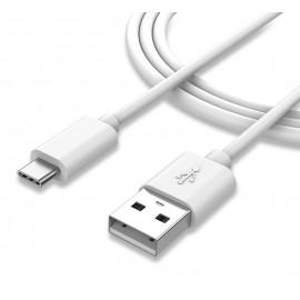 Kabel USB zwykły - wejście C ost.