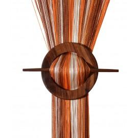 Firana makaron GŁADKI 300x250cm
