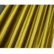 Zasłona welurowa żółta na taśmie 135x270cm ARACELI - Nie Tylko Firany