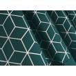 Zasłona ALICE ze wzorem na przelotkach 145x250cm - Nie Tylko Firany