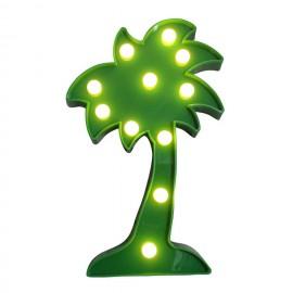 Lampka LED PALM 3D