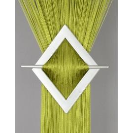 Makaron gładki zielony 300x250cm