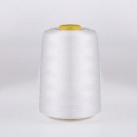 Profesjonalne nici poliestrowe w kolorze białym 3300m