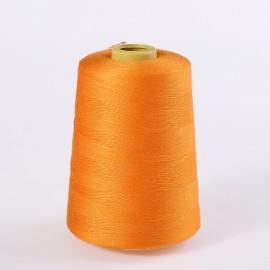 Profesjonalne nici poliestrowe w kolorze pomarańczowym 3300m