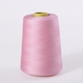 Profesjonalne nici poliestrowe w kolorze różowym 3300m