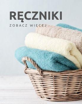 Komplety mięciutkich ręczników