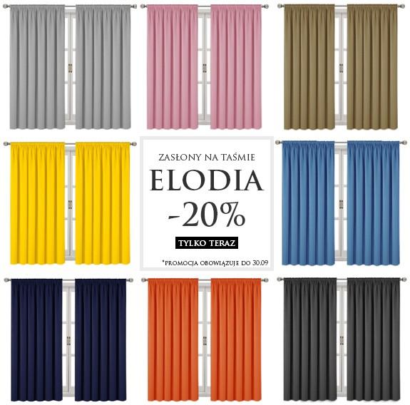 Promocja Elodia