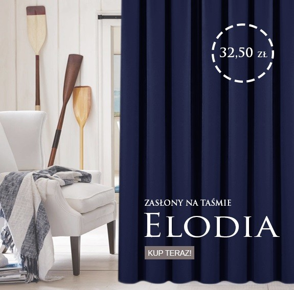 Zasłony Elodia